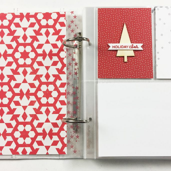 December Daily 2017 Foundation Pages Ft Ali Edwards Main Kit