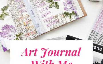 Light The Path Art Journal Volume 04 | The Light Within