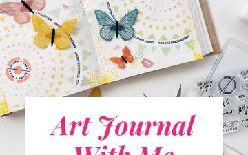 Larkindesign Art Journal Volume 04 Layout 05 | Under Construction