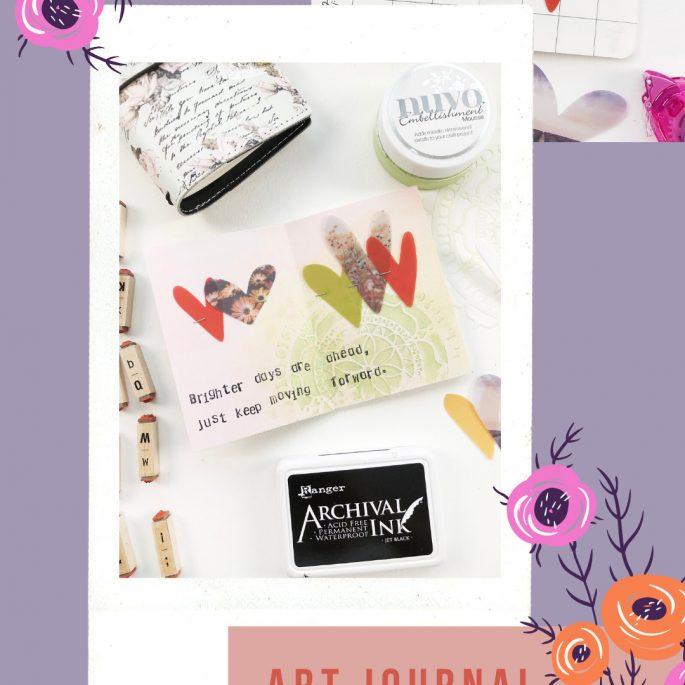 Larkindesign Art Journal Journal With Me Volume 05 | Brighter Days