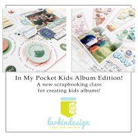 Larkindesign In My Pocket Kids Album Edition