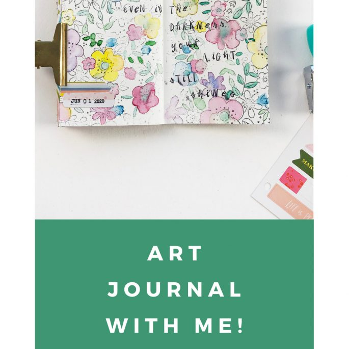 Art Journal With Me Vol 06 | Your Light Still Shines