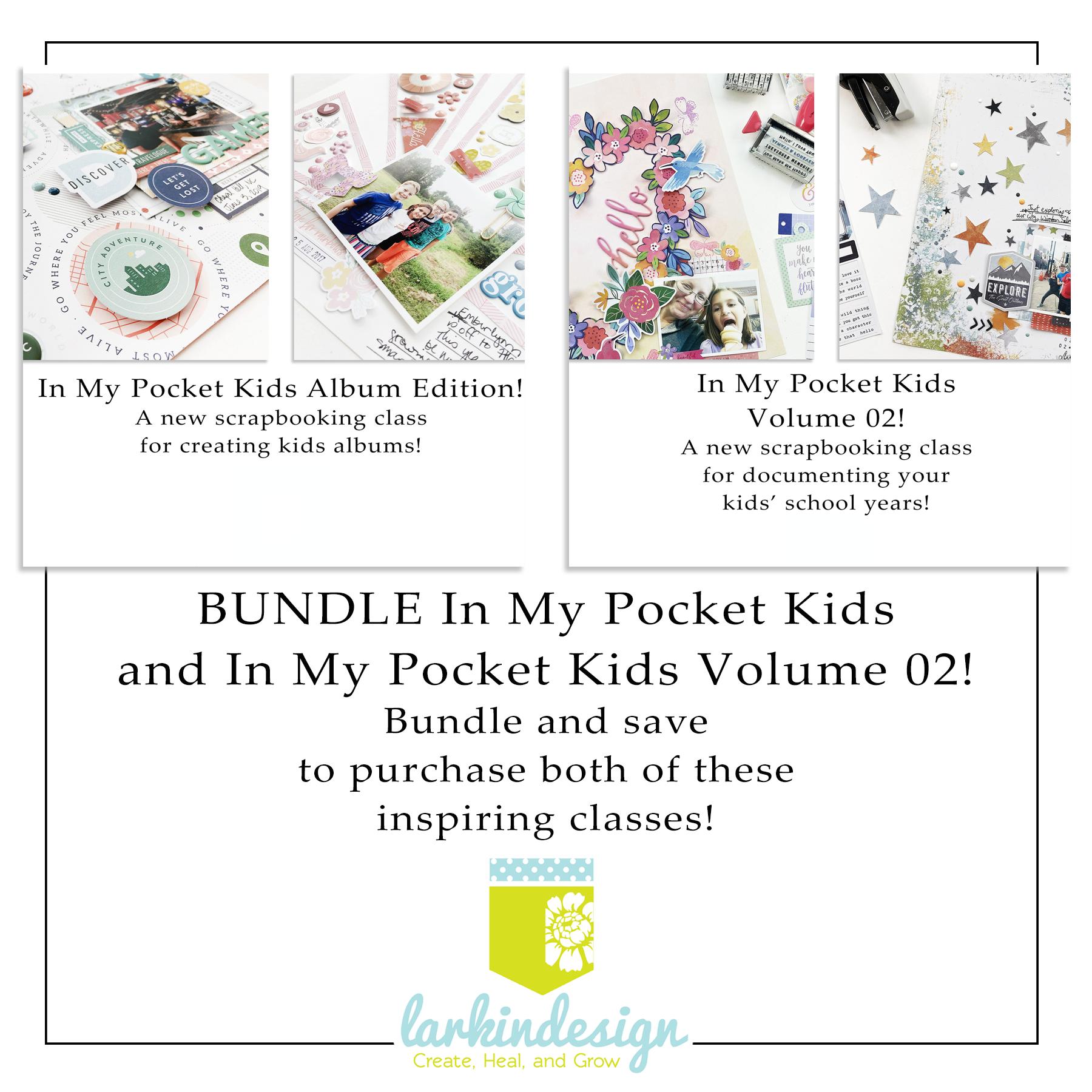 In My Pocket Kids Bundle