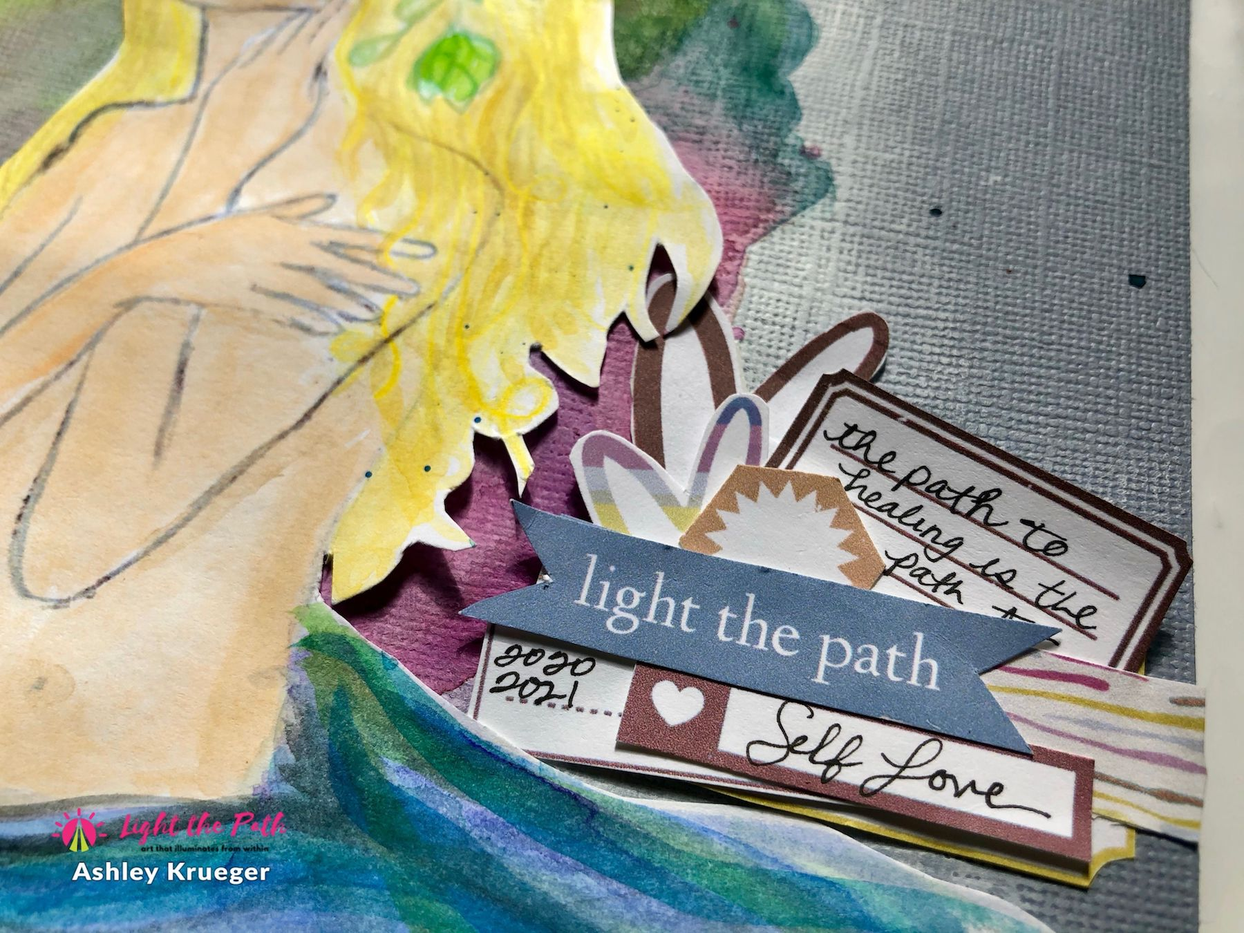 Light The Path 2021 Design Team Ashley Krueger Intro Page