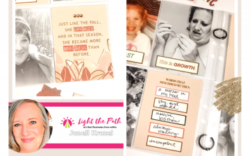 Light the Path 2021 Design Team Junell Kruzel | Intro Post