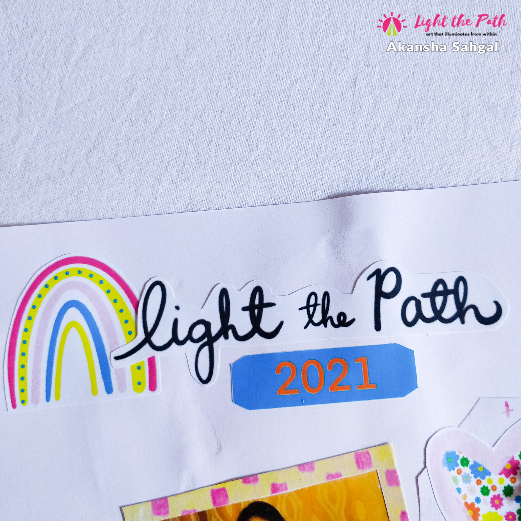 Light the path Design Team- Akansha Sahgal || January 2021