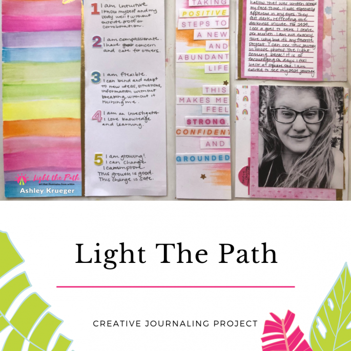 Light The Path Design Team Ashley Krueger | January Photography Prompt