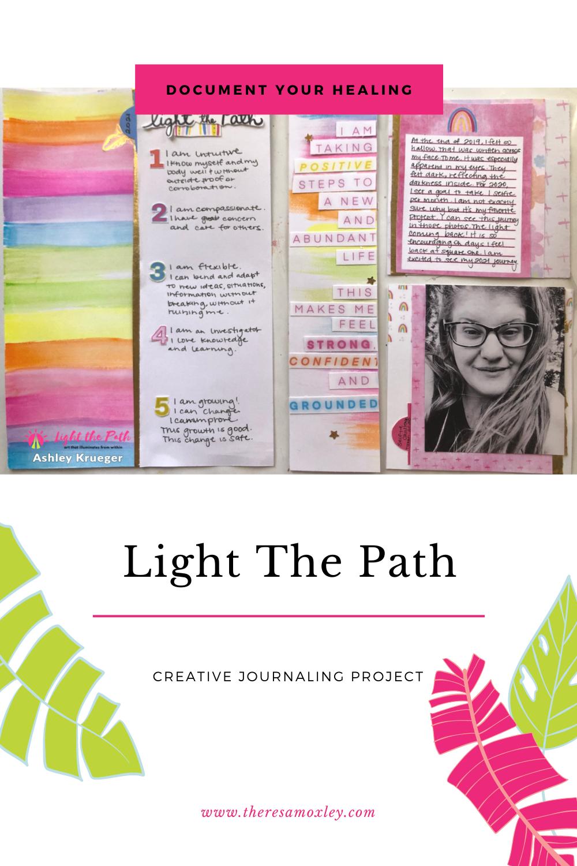 Light The Path Design Team Ashley Krueger | January Photography Prompt