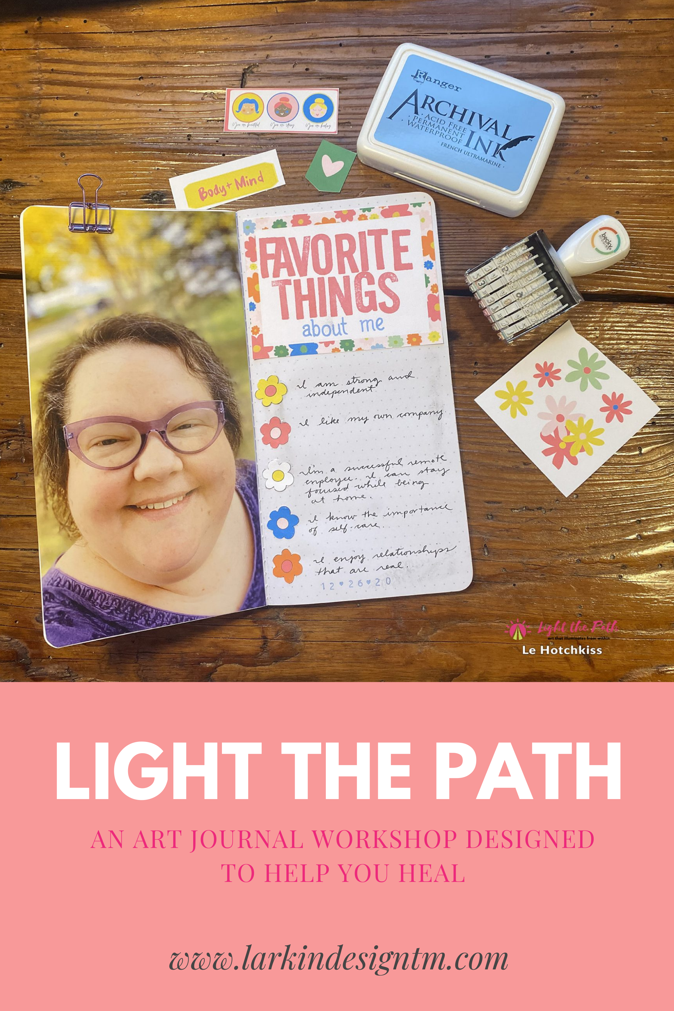 Light the Path Design Team Le Hotchkiss | I'm Ready!