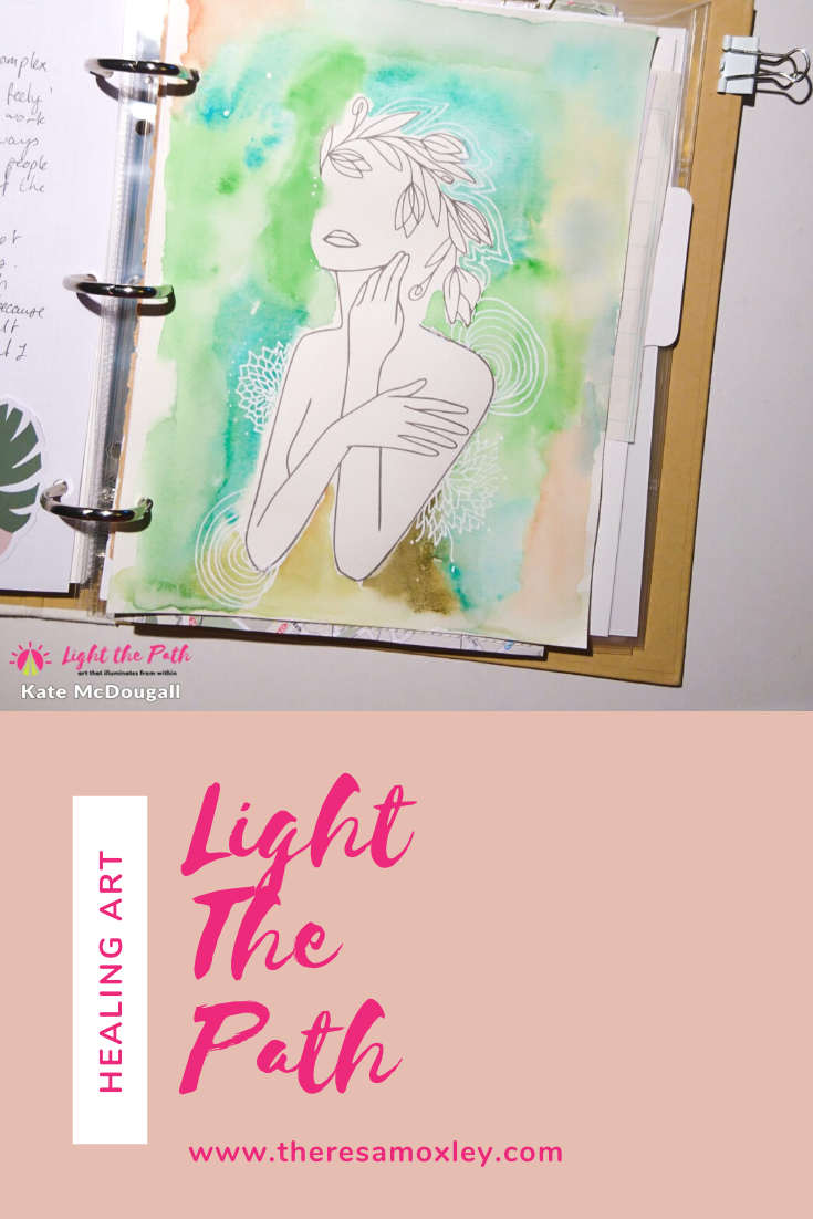 Light The Path Design Team Kate | February Sense of Touch
