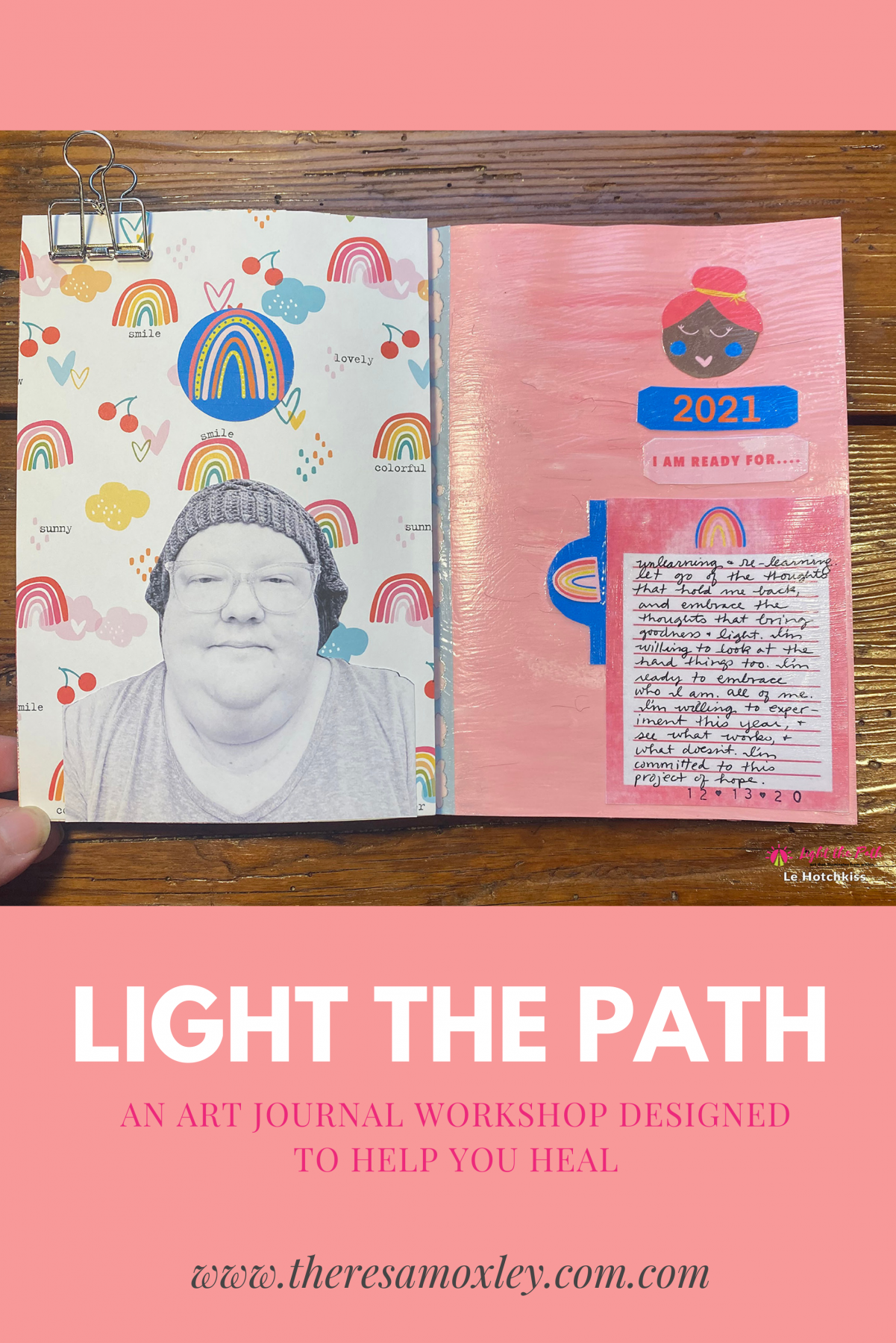 Light the Path Design Team Le Hotchkiss | I'm Ready!