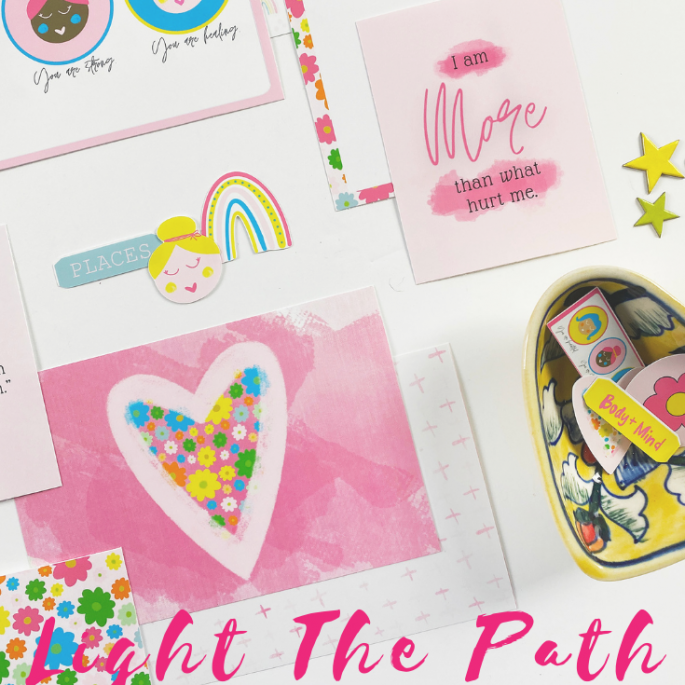 Light The Path Creative Workshop | January Prompt Previews