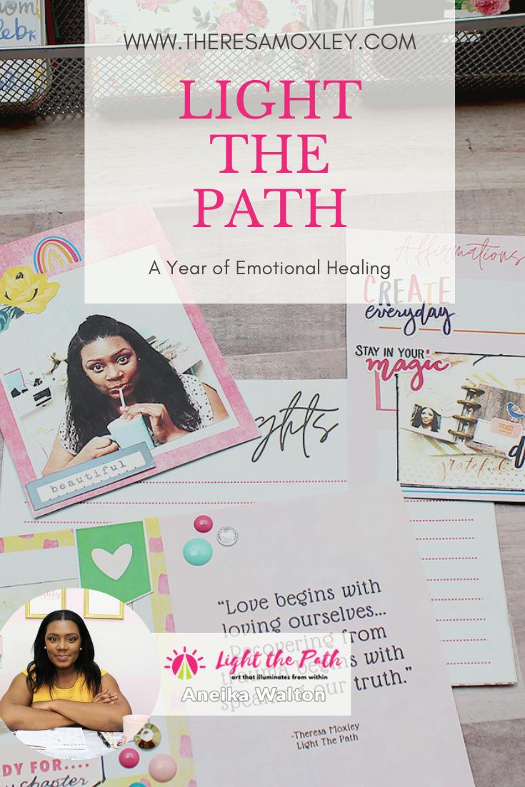 Light The Path Design Team Aneika Walton | Introduction Page