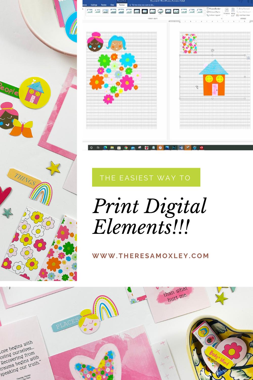 Print Tutorial   The Easiest Way to Print Digital Elements!