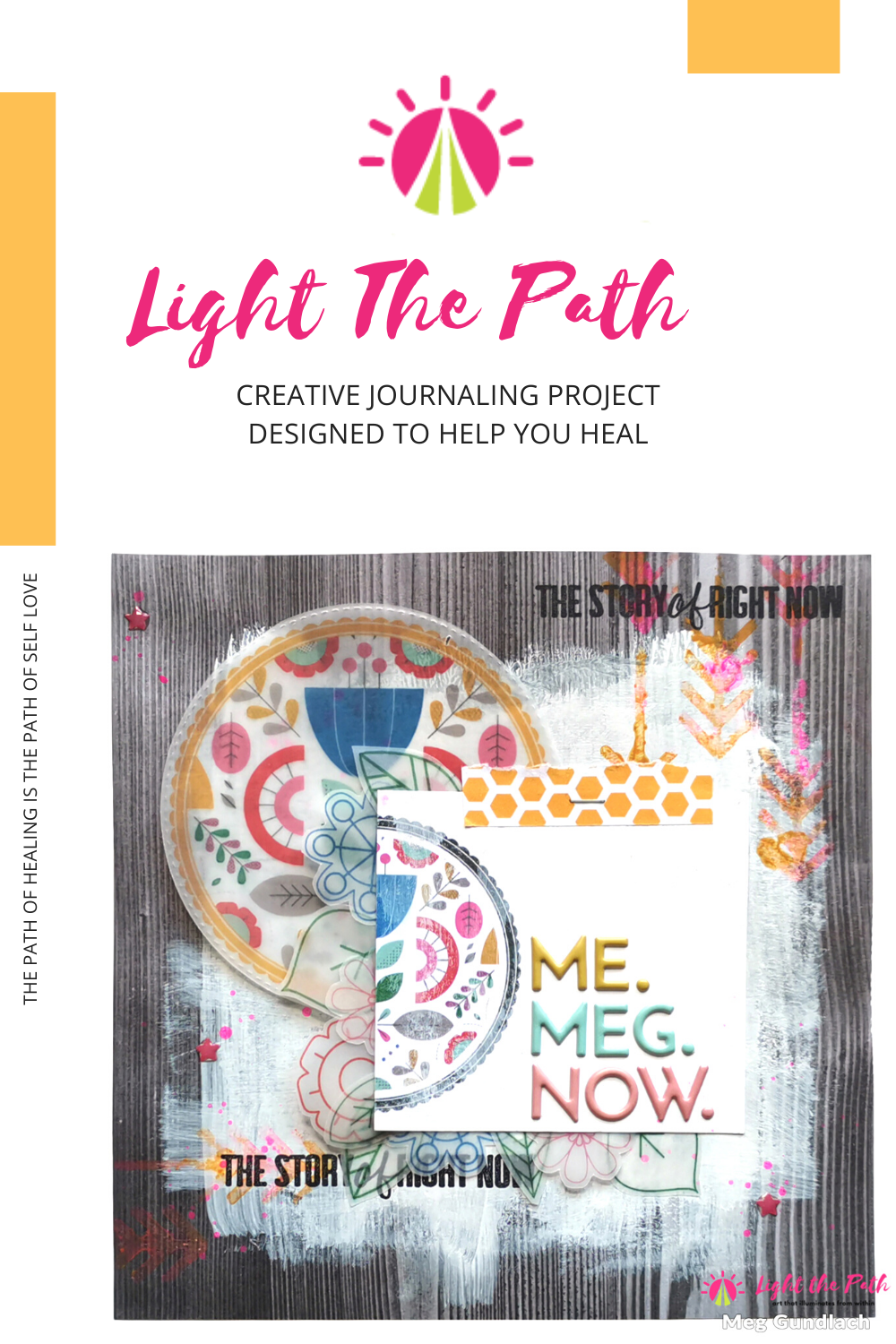 Light The Path Design Team Meg Gundlach | March Prompt People Places Things