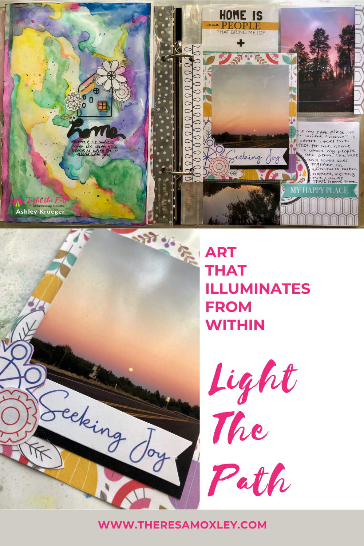 Light The Path Design Team Ashley Krueger | March 2021 Home