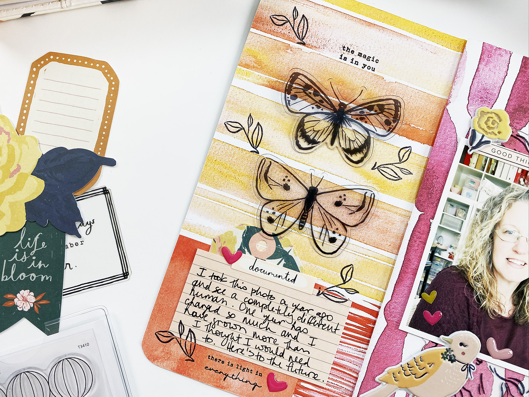 Art Journal With Me | Good Things Take Time