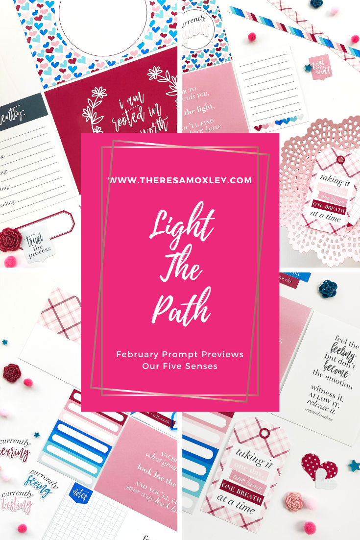 Light The Path February 2021 Prompt Previews