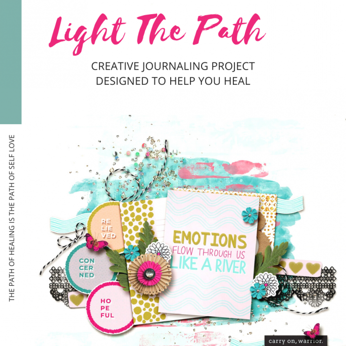 Light The Path 2021 Design Team Zakirah Zakaria | Honor Your Emotions
