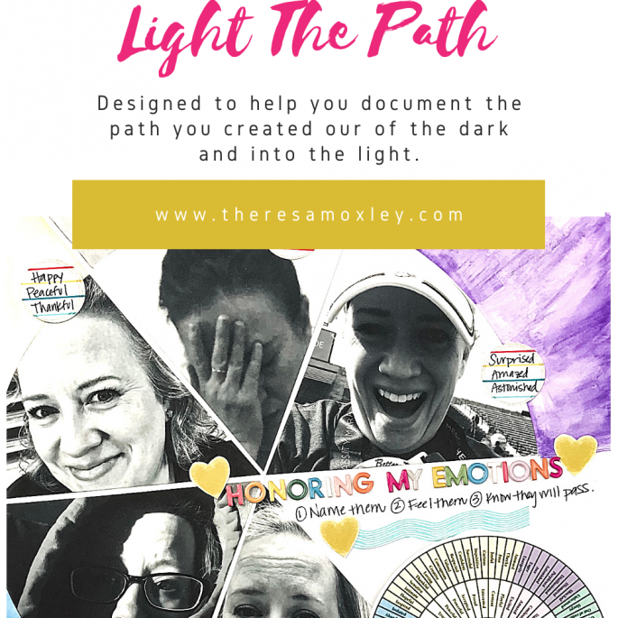 Light the Path Design Team Junell Kruzel | Honoring My Emotions