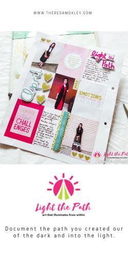 Light the Path Design Team- Akansha Sahgal | April 2021 Honor Your Emotions