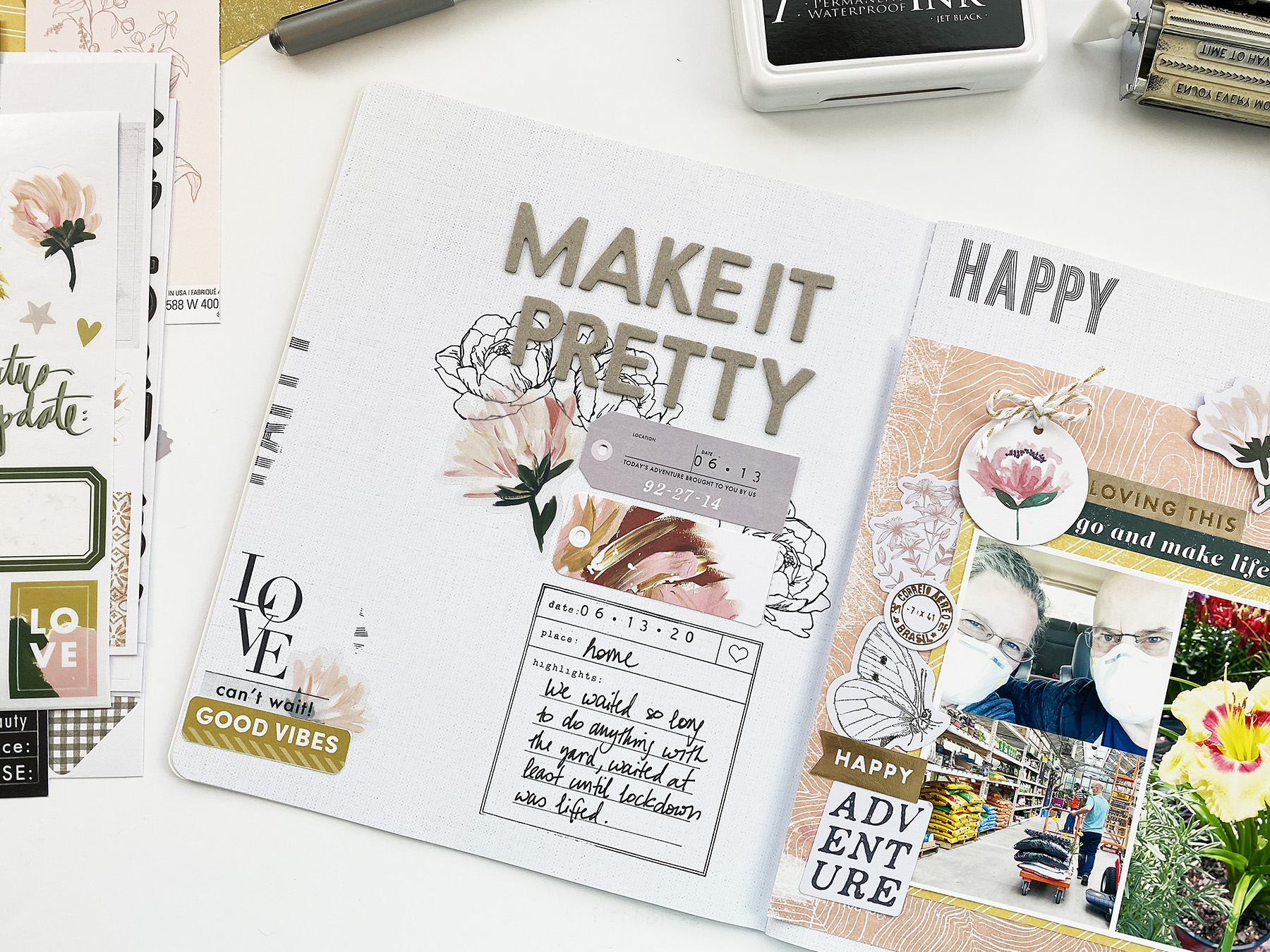Theresa Moxley Storyline Chapters | Make It Pretty