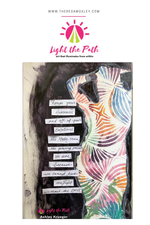 Light The Path Design Team Ashley Krueger | April 2021 Honoring Emotions