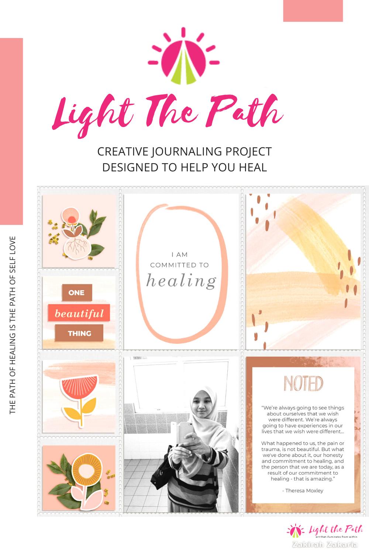 Light the Path 2021 Design Team Zakirah Zakaria | One Beautiful Thing