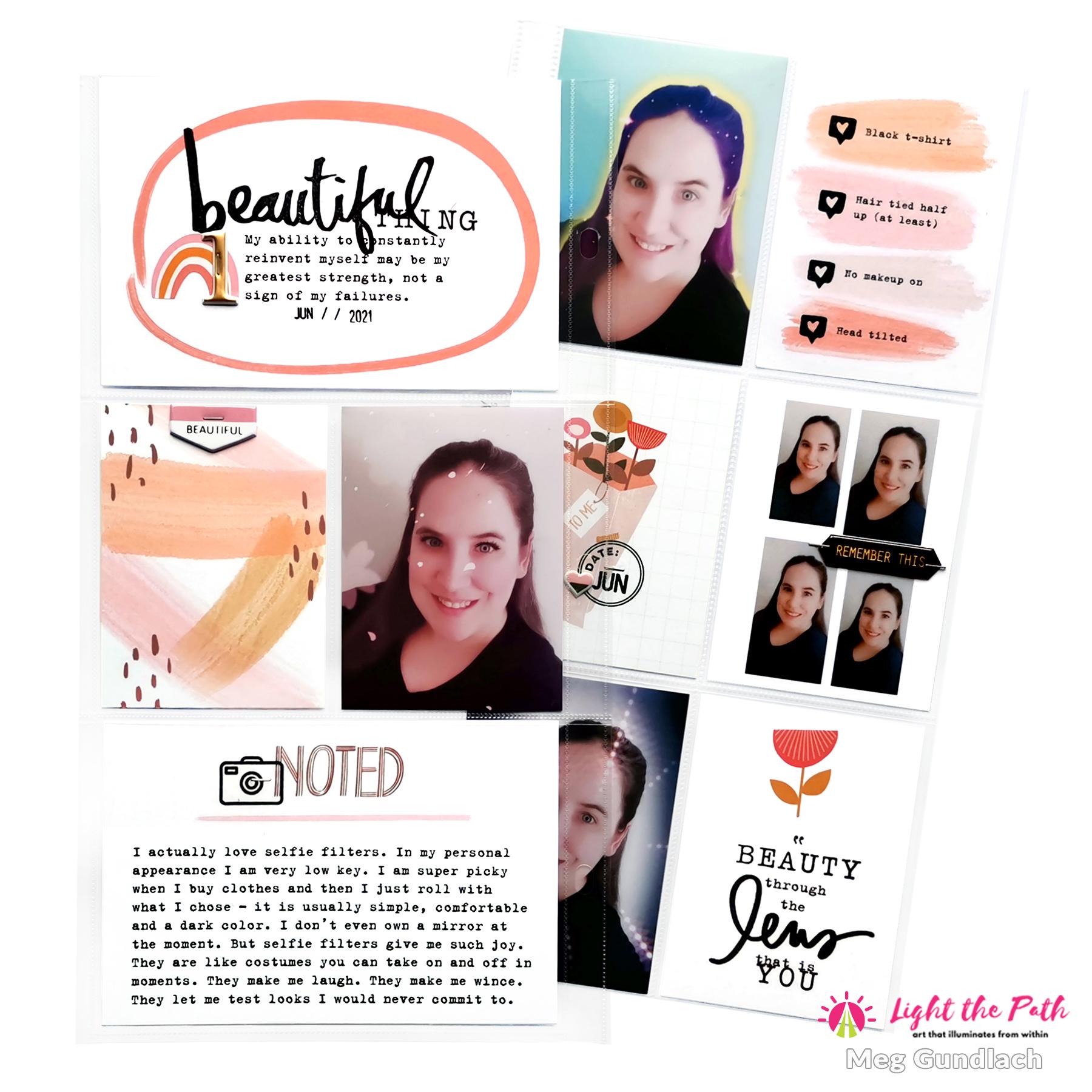 Light The Path Design Team 2021 Meg Gundlach June Prompt 1 Beautiful Thing