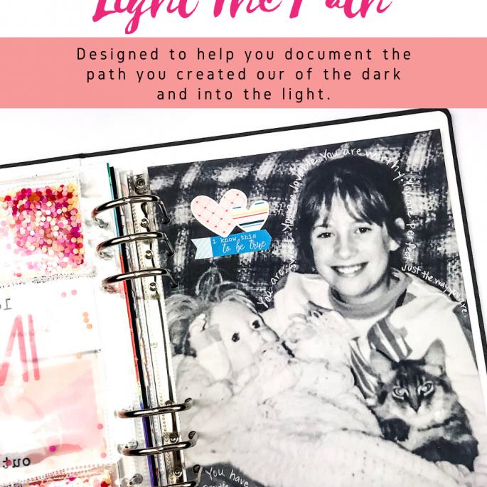 Light the Path Design Team Junell Kruzel | Your Inner Child