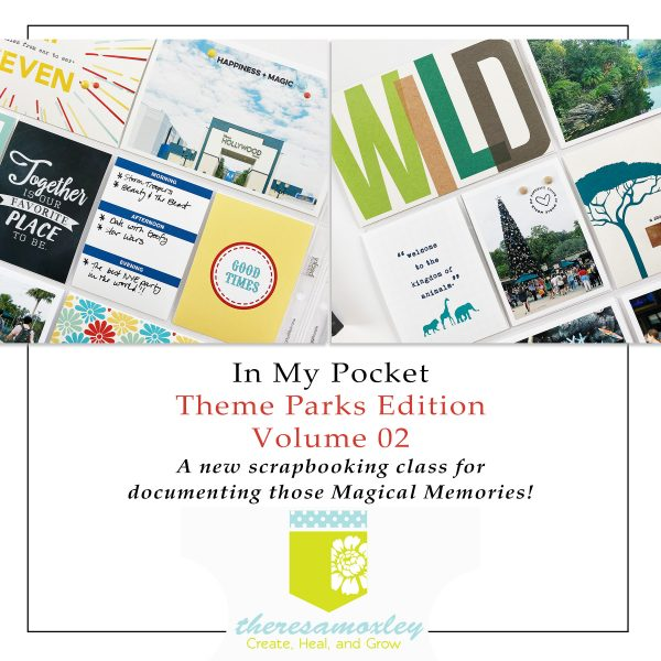 New Class Announcement | In My Pocket Theme Parks Edition Volume 02