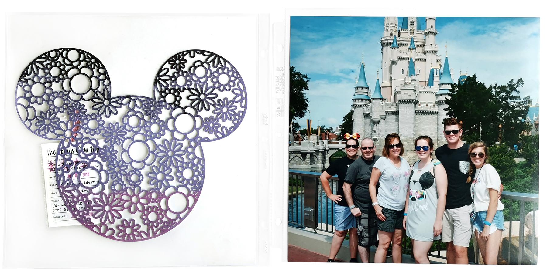 In My Pocket Theme Parks Volume 02 Meg Gundlach | Disney 2018 Cover Page