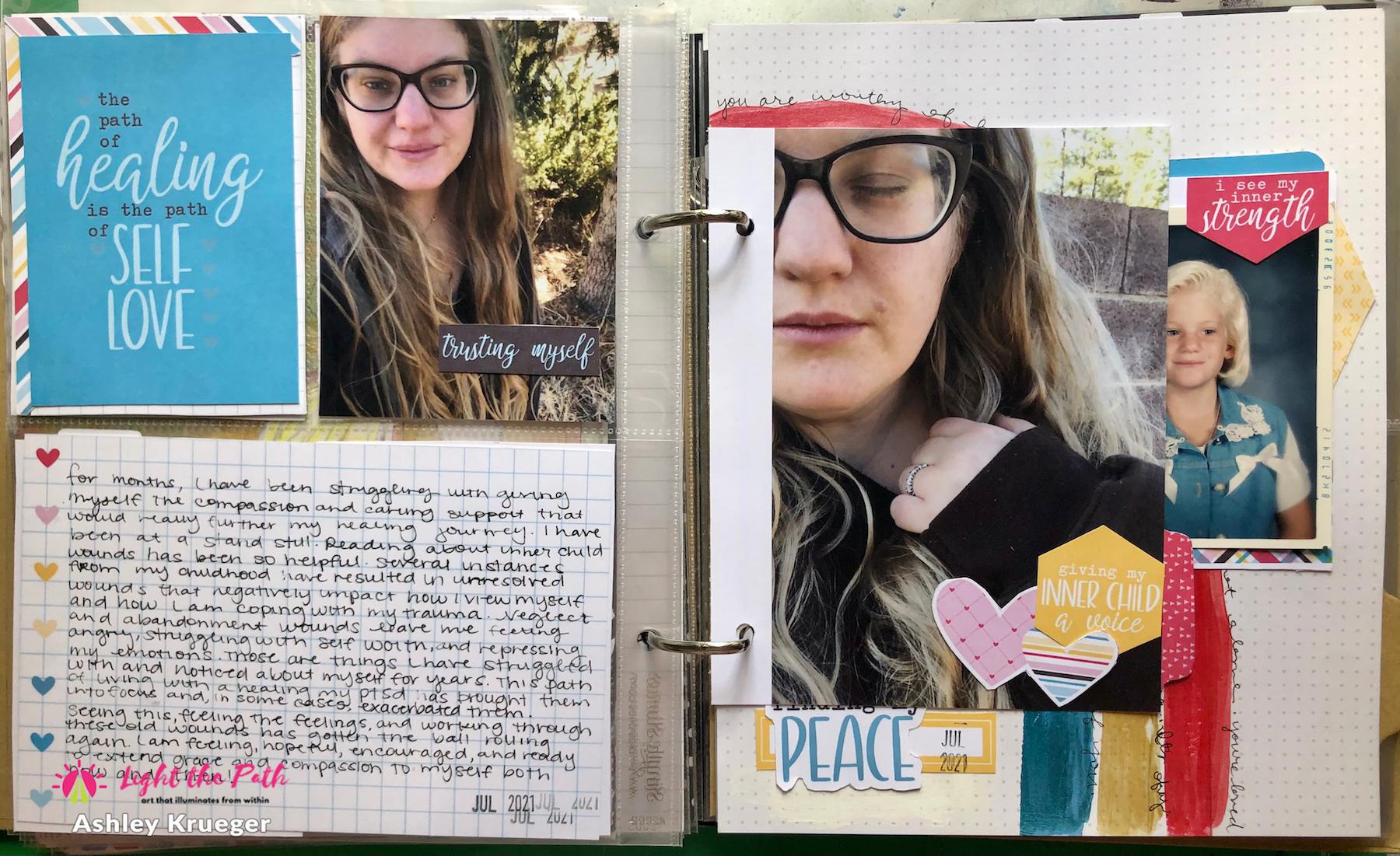 Light The Path 2021 Design Team Ashley Krueger July Inner Child Full Layout