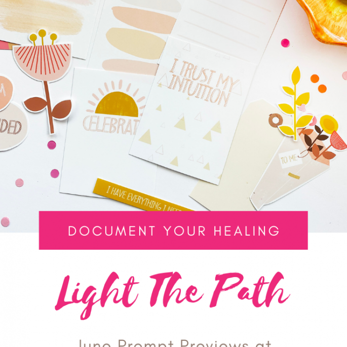 Light The Path June Prompt Previews