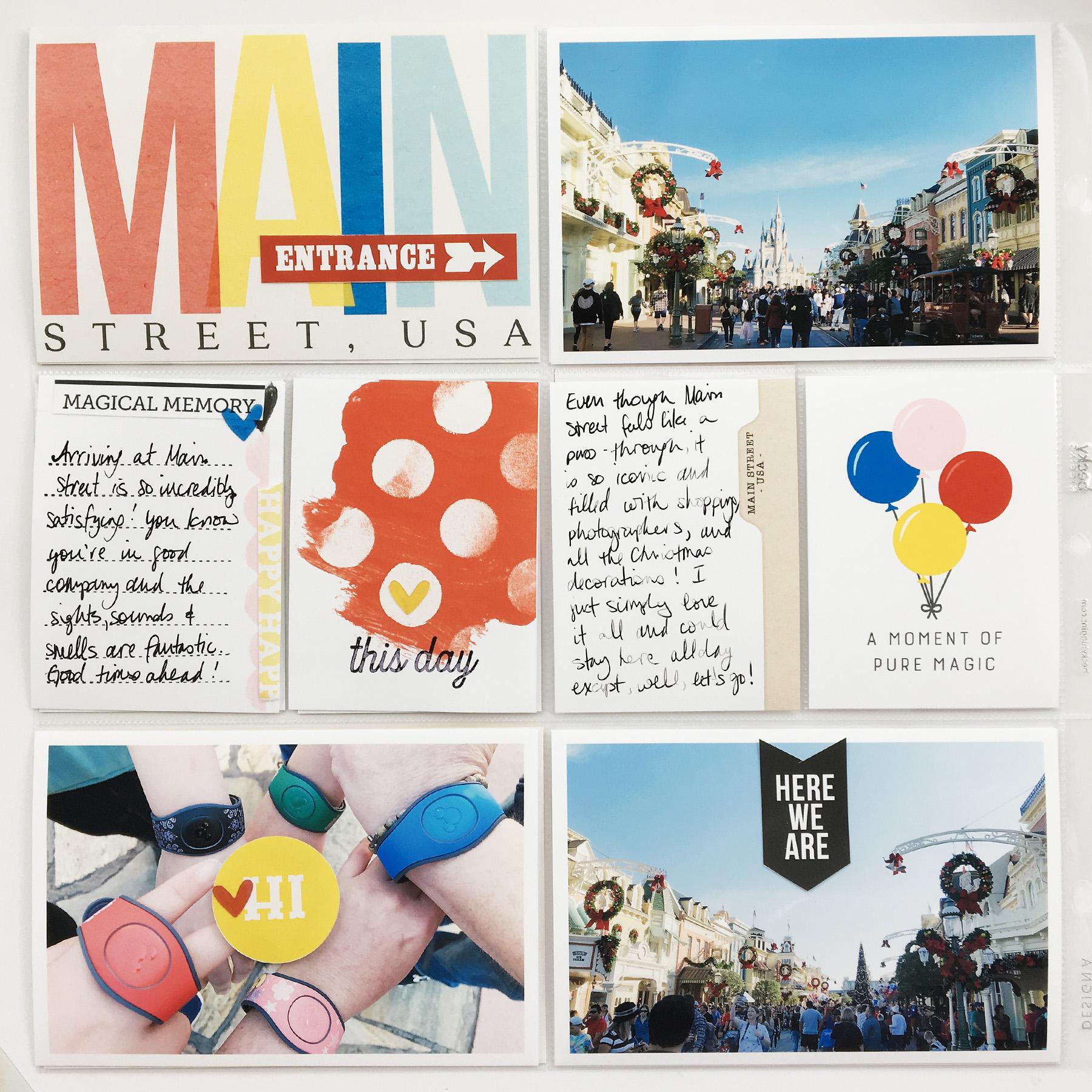 IMP Theme Parks Vol 02 | Documenting Main Street