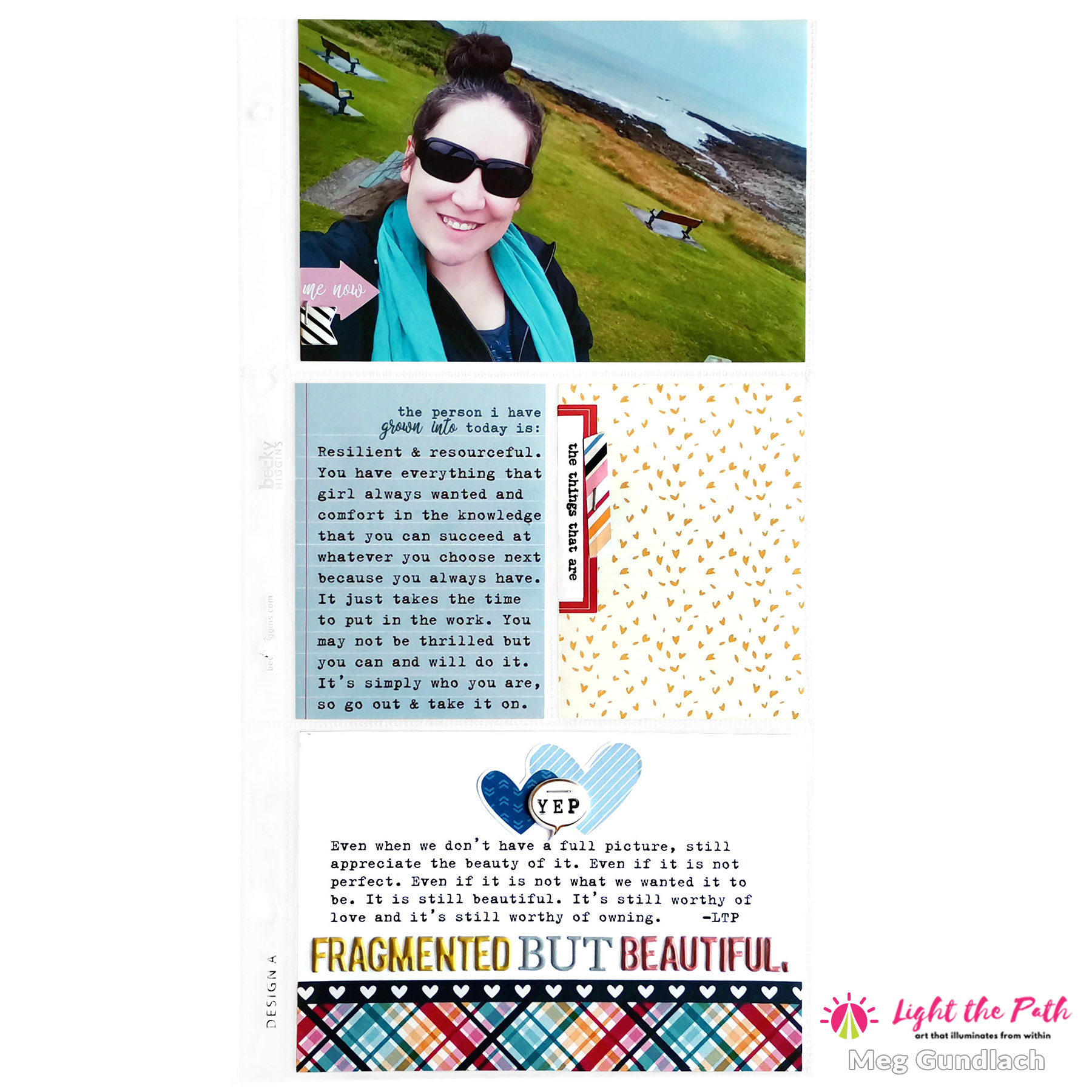 Light The Path Design Team 2021 Meg Gundlach July Inner Child