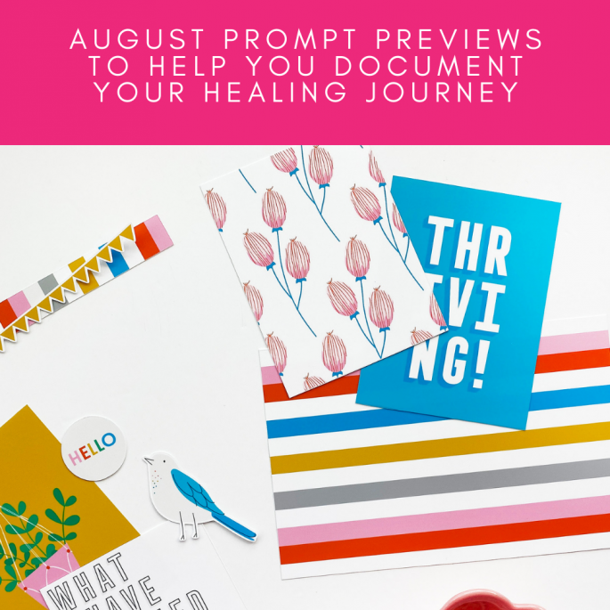 Light The Path August 2021 Prompt Previews