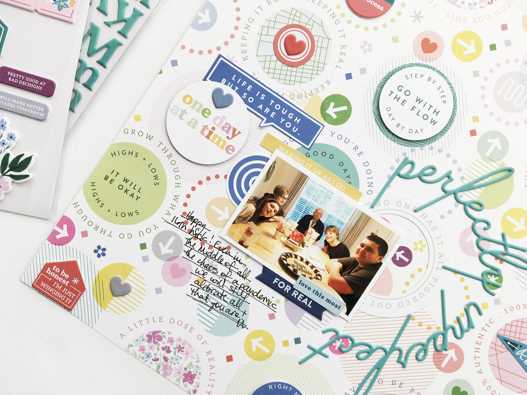 Kids Albums Project Nick Edition | Perfectly Imperfect