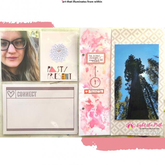 Light The Path Design Team Ashley Krueger | September 2021 Timeline