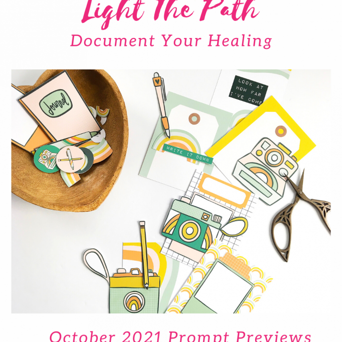 Light The Path October 2021 Prompt Previews